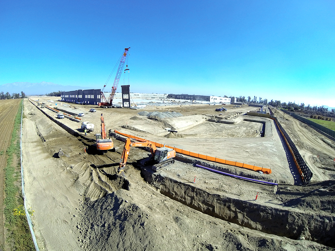 "<p class=""date"">2014</p>First Phase Broke Ground"