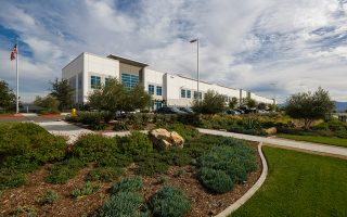 Chino Industrial Park LEED Building 837