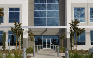 Leed Certified Building 836 Entrance