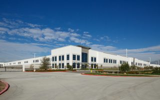 Chino Industrial Warehouse Facility Building 837