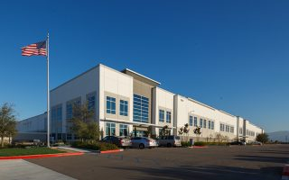 Masterplanned Industrial Park Building 837