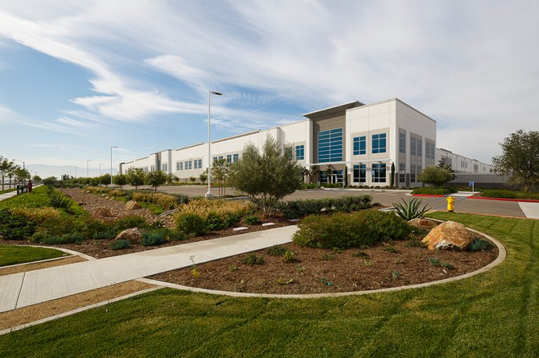 IE Sustainable Industrial Park Building 837