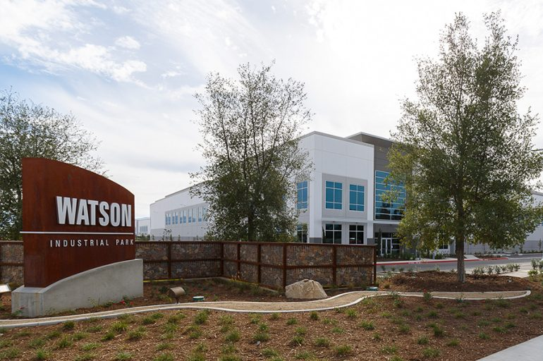 Chino Distribution Center Building 831