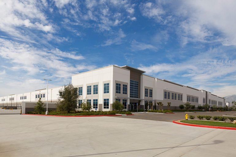 Energy Efficient Industrial Estate Building 837