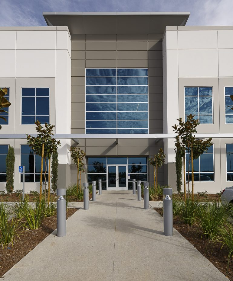 Leed Certified Building 836 Entrance