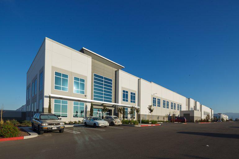 LEED Certified Building 831
