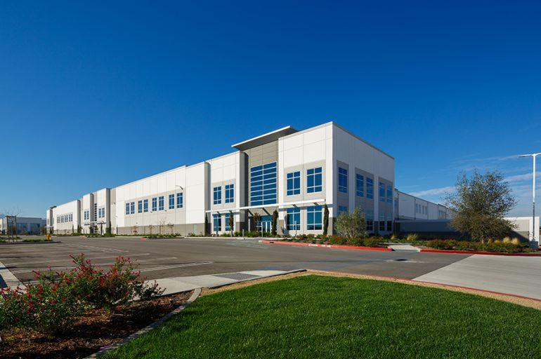 Chino Inventory Storage Facility Building 836
