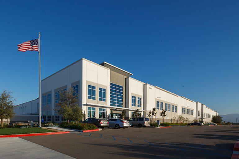 Masterplanned Industrial Park Building 837